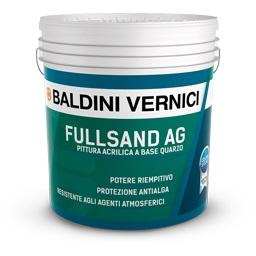 fullsand Ag pittura acrilica a base quarzo