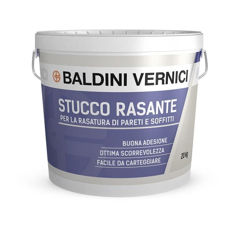stucco rasante in pasta baldini vernici
