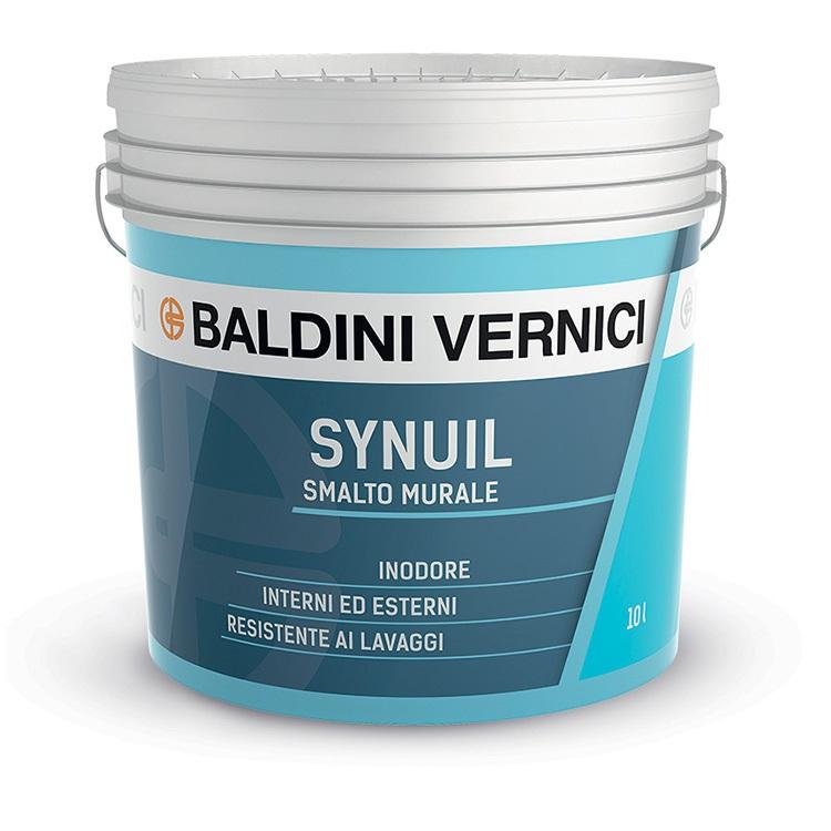 SYNUIL Smalto murale opaco - BALDINI VERNICI